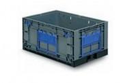 Bac de stockage alimentaire pliable - Capacité : 55 à 62 litres