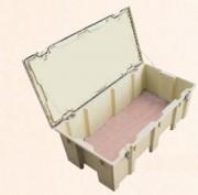 Bac de stockage en polyester - Box universel/ Box à outils