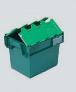 Bac emboîtable à couvercle solidaire 25 litres - 10025