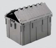 Bac emboîtable à couvercle solidaire 40 litres - 1B405