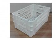 Bac emboîtable et gerbable PEHD - Capacité (L) :  60
