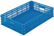 Bac gerbable alimentaire 47 L - Capacité : 47 L - Dim: L.750 x lg.500 x H.165 mm - Matière : Polyéthylène