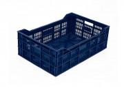 Bac gerbable alimentaire en polyéthylène - Volumes utiles : 38 / 40 litres