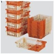 Bac gerbable emboîtable classique 20 L - Dimensions Ext : L 600 x lg 398 x h 120 mm / Capacité : 20 litres