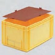 Bac gerbable modulaire 59 L - Dimensions ext : L 594 x lg 396 x h 314 mm