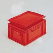 Bac gerbable normes Europe 15 L - Capacité : 15 litres - Fond plein lisse