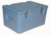 Bac isotherme alimentaire - Capacité de 85 litres.