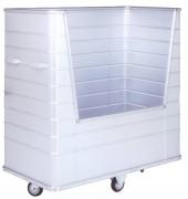 Bac manutention roulant pour déchets - Capacité (L) : de 305 à 1320