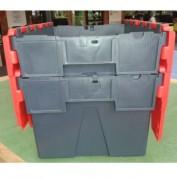 Bac navette couvercle amovible - Capacité : 20 kg