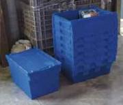 Bac navette plastique - Capacité de charge : 27 kg