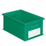 Bac plastique gerbable - Capacité (L) : 9.3 - 21