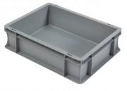 Bac plastique Norme Europe 10L - Dimensions : 400 x 300 x 120 mm