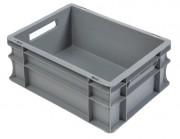 Bac plastique Norme Europe 15L - Dimensions (Lxlxh) : 400 x 300 x 170 mm