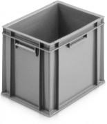 Bac plastique norme Europe 6 litres - Matière polypropylène