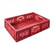 Bac plastique pliable pour fruits et légumes - Capacité : 42 Litres
