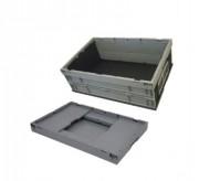 Bac pliable 40 L - Bacs plastiques de sécurité Integra 300x200