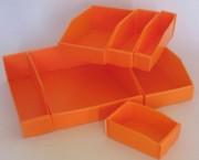 Bac pliable polypropylène