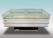 Bac réfrigéré bi-température 1,50 m/2 m - Capacité : 268 et 364 litres