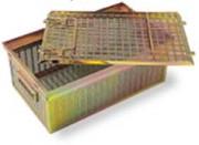 Bac spécial lavage industriel - Système de couvercle amovible