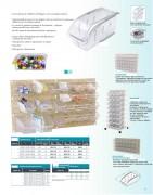 Bac transparent en polycarbonate - Avec ou sans couvercle anti-poussière