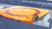 Bâche de judo