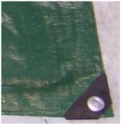 Bâche de protection polyéthylène - Taille : 48 ou 60 m²