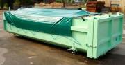 Bâche de protection pour benne - 3.5M x 7M