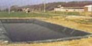 Bâche de rétention bassins et couvertures - Pour bassin et couvertures