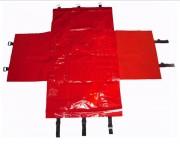 Bâche de transport poste médical avancé - Dimensions : L 220 cm x l 180 cm