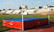 Bâche Intempéries pour sautoir saut en hauteur - Protection pour tous les tapis