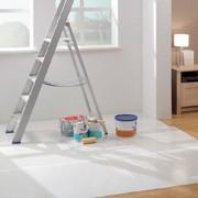 bache protection peinture. Black Bedroom Furniture Sets. Home Design Ideas