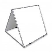 Bâche sur cadre publicitaire - Système en aluminium - Banderole personnalisée
