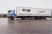 Baches coulissantes pour camion