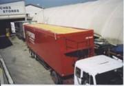Bâches de toit de camion - Bâche pour toit de camion
