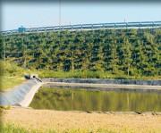 Bâches pour réserves d'eau - Epaisseur : 0.28, 0.30, 0.50, 1.00, 0.50, 0.15 mm