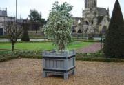 Bacs à plantes de ville - Hauteurs (cm) : de 72 à  120
