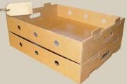 Bacs de présentation produits en carton - Carton ondulé