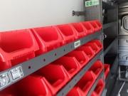 Bacs de rangement pour véhicule utilitaire - Solutions de rangement à l'intérieur de votre véhicule