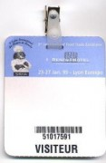 Badges personnalisés - Badges personnalisés