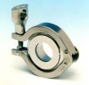 Bague-hublot aseptique Metaclamp - Suivant DIN 32 676 / ISO 2852