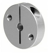 Bagues d'arrêt en aluminium - Couple serrage des vis (Ncm) : De 50 à 150