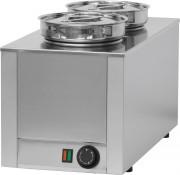 Bain-Marie à sauce - Dimensions : L 300 x P 600 x H 350 mm