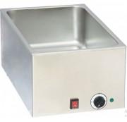 Bain marie électrique à 5 niveaux de température - Thermostat de sécurité en cas de surchauffe