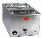 Bain marie standard 21 litres - Capacité (L) : 21