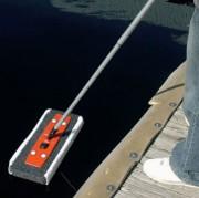 Balai absorbant pour hydrocarbure - Manche télescopique de 76 à 132 cm