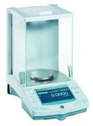 Balance analytique professionnelle - Portée : De 62 à 210 g - Diamètre plateau : 90 mm