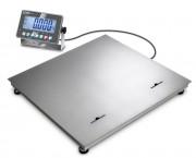 Balance au sol avec plateau rabattable - Portée [Max] kg : 3000