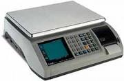 Balance commerciale avec imprimante Intégrée - Capacité : 6 Kg x 2 gr / 15 Kg x 5 gr / 30 Kg x 10 gr