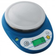 Balance compacte 500 à 3000 g - Précision : 0.1 à 1 g - Alimentation : 2 piles AA
