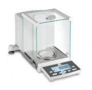 Balance d'analyse avec chambre de protection - Dimensions (L x P x H) mm 305 x 475 x 295